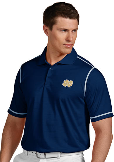 Antigua® Notre Dame Fighting Irish Icon Polo