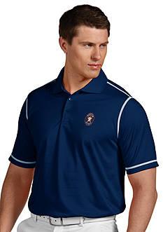 Antigua Houston Astros Icon Polo