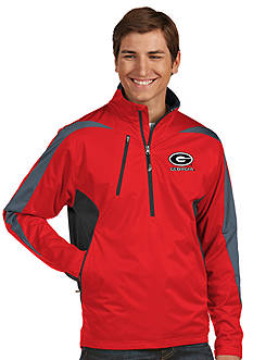 Antigua Georgia Bulldogs Discover Jacket