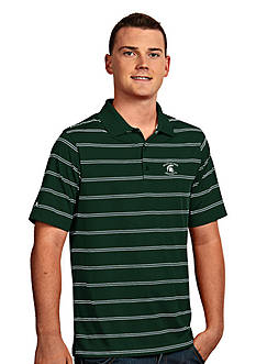 Antigua® Michigan State Spartans Deluxe Polo