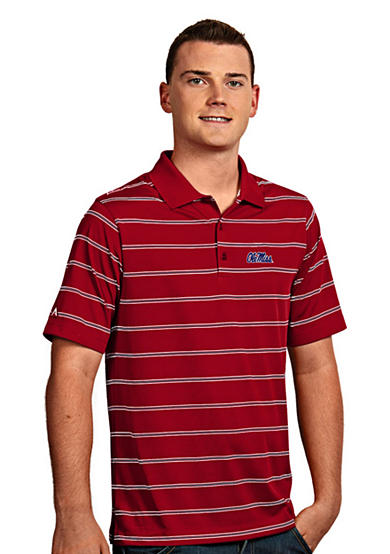 Antigua® Ole Miss Rebels Deluxe Polo