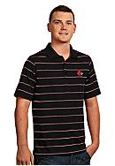 Antigua® Louisville Cardinals Deluxe Polo
