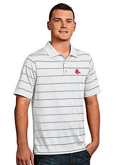 Antigua Boston Red Sox Deluxe Polo
