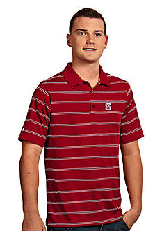 Antigua® NC State Wolfpack Deluxe Polo