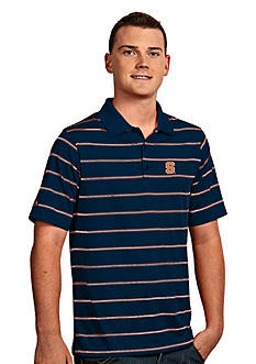 Antigua® Syracuse Orange Deluxe Polo