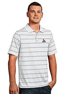Antigua® St. Louis Cardinals Deluxe Polo
