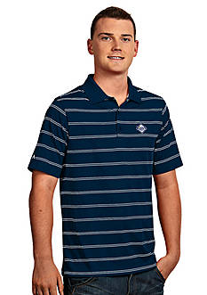 Antigua Tampa Bay Rays Deluxe Polo