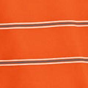 Men: Polo Shirts Sale: Orange Antigua Miami Marlins Deluxe Polo