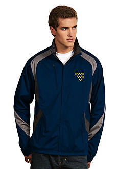 Antigua West Virginia Mountaineers Tempest Jacket