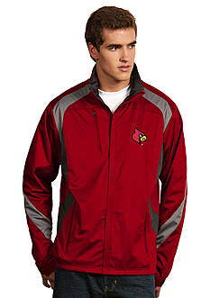 Antigua Louisville Cardinals Tempest Jacket
