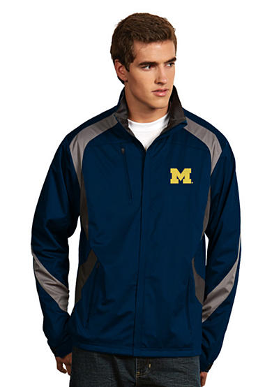 Antigua® Michigan Wolverines Tempest Jacket