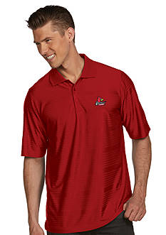 Antigua Louisville Cardinals Illusion Polo