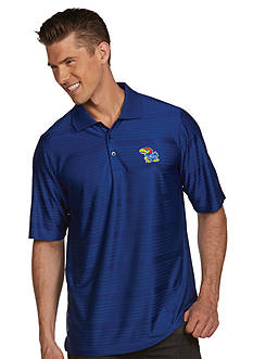 Antigua Kansas Jayhawks Illusion Polo