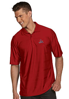 Antigua St Louis Cardinals Illusion Polo