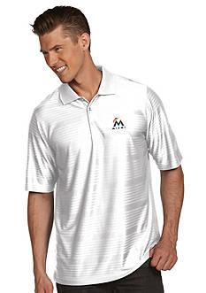 Antigua® Miami Marlins Illusion Polo