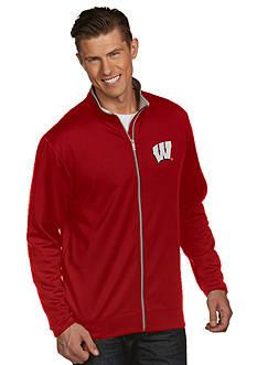 Antigua® Wisconsin Badgers Leader Jacket