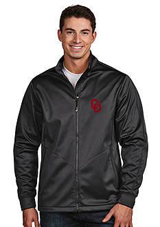 Antigua Oklahoma Men's Golf Jacket