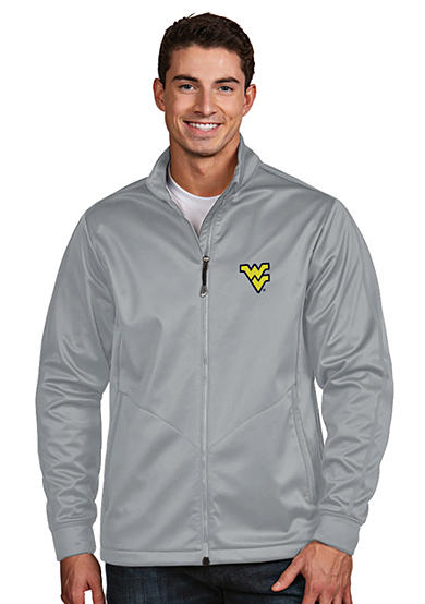 Antigua® West Virginia Men's Golf Jacket