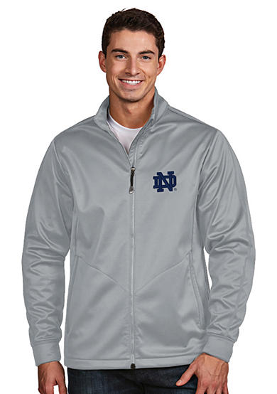 Antigua® Notre Dame Men's Golf Jacket