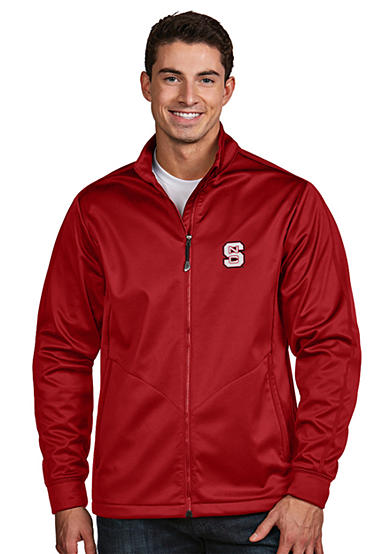 Antigua® NC State Men's Golf Jacket