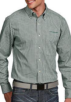 Antigua Oregon Ducks Associate Woven Shirt