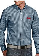 Antigua® Ole Miss Rebels Associate Woven Shirt
