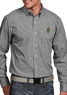 Antigua Marshall Thundering Herd Associate Woven Shirt
