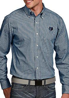 Antigua Memphis Grizzlies Mens Associate LS Woven Shirt
