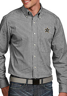 Antigua Vanderbilt Commodores Associate Woven Shirt