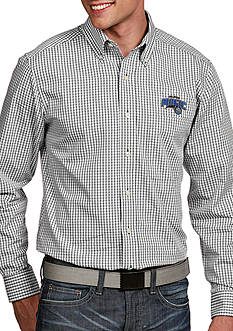 Antigua® Orlando Magic Mens Associate LS Woven Shirt