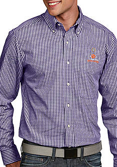 Antigua® NCAA Clemson Tigers 2016 National Champs Associate Button Down