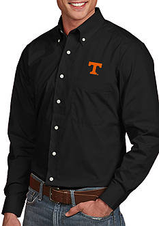 Antigua Tennessee Volunteers Dynasty Woven Shirt