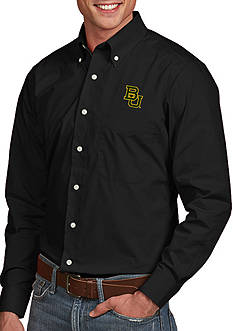 Antigua Baylor Bears Dynasty Woven Shirt