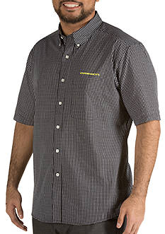 Antigua® Oregon Ducks Short Sleeve Button Up