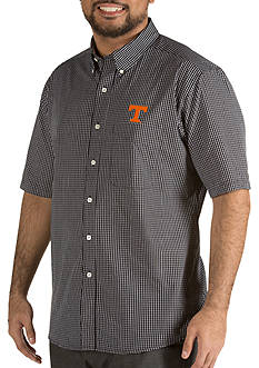 Antigua Tennessee Volunteers Short Sleeve Button Down