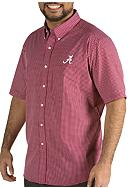 Antigua® Alabama Crimson Tide Short Sleeve