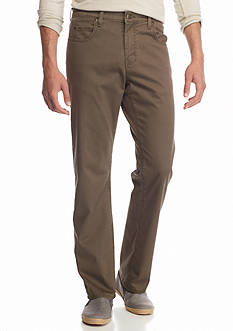 Ocean & Coast® 5 Pocket Stretch Twill Pants