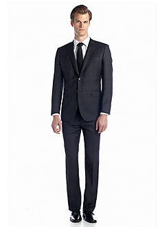 English Laundry™ Charcoal Solid Suit