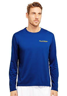 Polo Sport Long-Sleeved Performance Jersey T-Shirt