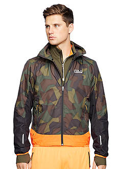 Polo Sport Lightweight Camouflage Windbreaker
