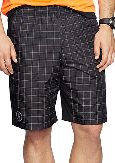 Polo Sport Reflective Plaid Active Shorts