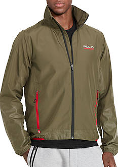 Polo Sport Water-Resistant Windbreaker