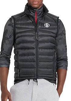 Polo Sport Packable Down Vest