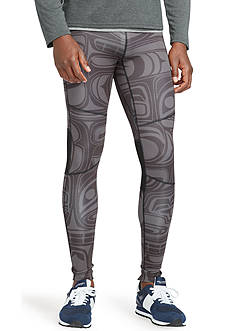 Polo Sport Printed Running Tights