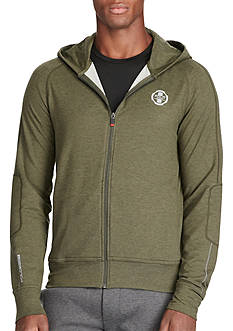 Polo Sport Terry Full-Zip Hoodie