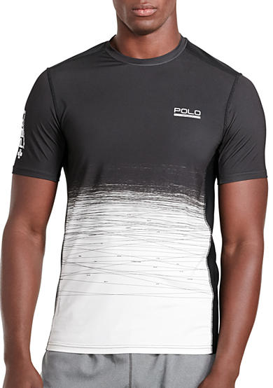 Polo Sport Ombre Compression Jersey T-Shirt