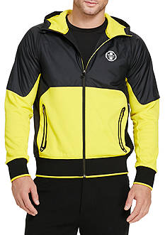 Polo Sport Hooded Hybrid Jacket
