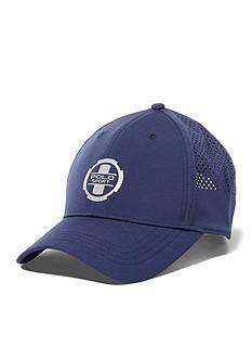 Polo Sport Baseline Stretch Mesh Cap