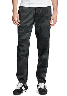 Polo Sport Camo Tech Fleece Active Pants