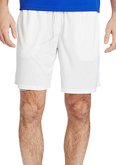 Polo Sport 8-in. Compression-Lined Shorts